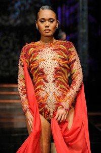Elie Madi at Art Hearts Fashion NYFW 17