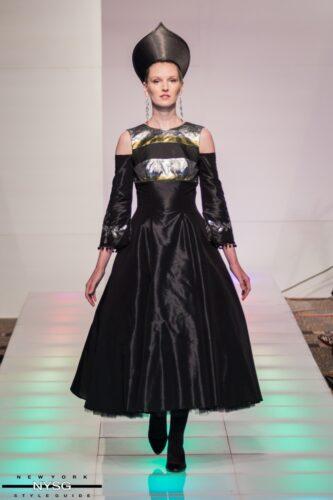 Evgenia Luzhina Couture NYFW 51