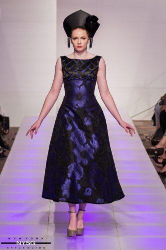 Evgenia Luzhina Couture NYFW 43
