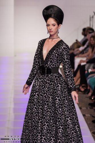Evgenia Luzhina Couture NYFW 21