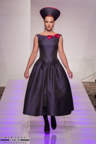 Evgenia Luzhina Couture NYFW 11