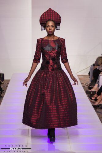 Evgenia Luzhina Couture NYFW 7