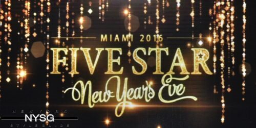 Five Star New Year's Eve Event 2015 15