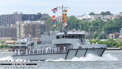 Fleet Week New York - May 20th - 26th 21