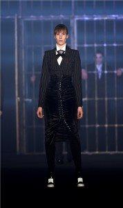 Hakan Akkaya Fall-Winter 16 / 17 Fashion Show In Istanbul 33