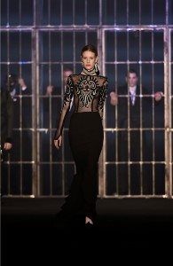 Hakan Akkaya Fall-Winter 16 / 17 Fashion Show In Istanbul 13