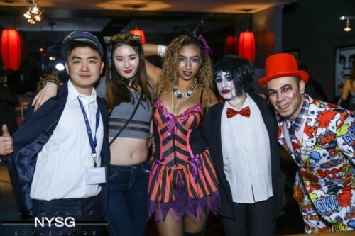Halloween 2015 - NYC 23