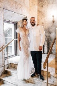 Idan Cohen: GEMY & GEMY MAALOUF BRIDAL AW17 COLLECTIONS 25