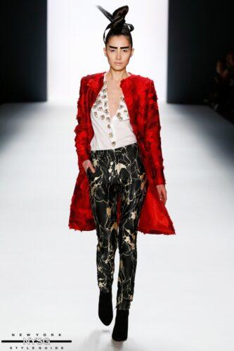 Irene Tuft - Berlin Fashion Week FW 2016 35