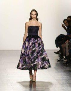 Irina Vitjaz Fall Collection at New York Fashion Week 21