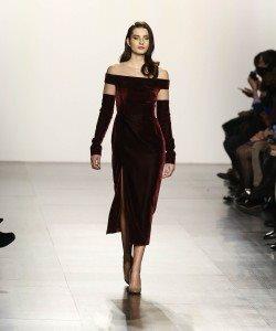 Irina Vitjaz Fall Collection at New York Fashion Week 31