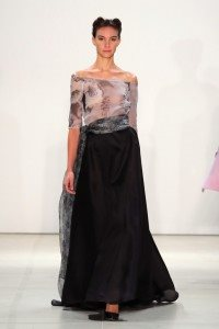 Irina Vitjaz Dazzles New York Fashion Week with her North American Debut Collection 13