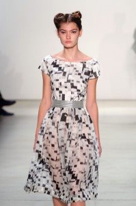 Irina Vitjaz Dazzles New York Fashion Week with her North American Debut Collection 19