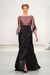 Irina Vitjaz Dazzles New York Fashion Week with her North American Debut Collection 17