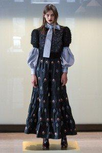 Jill Stuart Runway Show at New York Fashion Week Fall 2017 7