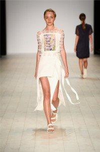 Karla Spetic Runway Show - Mercedes-Benz Fashion Week Australia 21