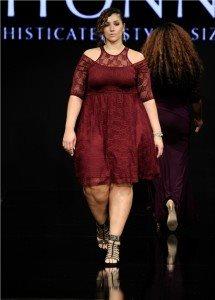 Kiyonna Clothing Plus Size Model Runway Show- Art Hearts LA Day 3 43