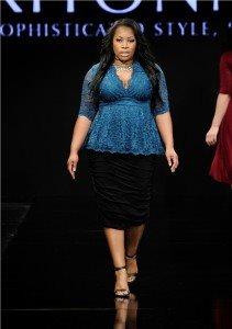 Kiyonna Clothing Plus Size Model Runway Show- Art Hearts LA Day 3 35
