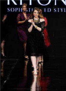 Kiyonna Clothing Plus Size Model Runway Show- Art Hearts LA Day 3 11