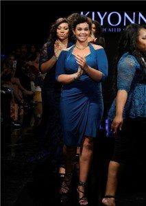 Kiyonna Clothing Plus Size Model Runway Show- Art Hearts LA Day 3 5
