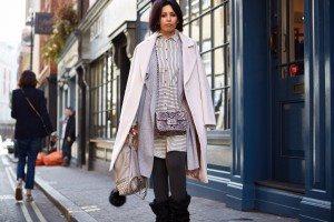London Fashion Week Street Style AW 2016 59