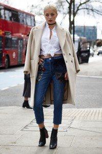 London Fashion Week Street Style AW 2016 31