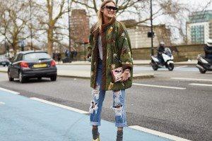 London Fashion Week Street Style AW 2016 13