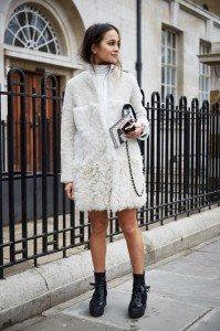 London Fashion Week Street Style AW 2016 9