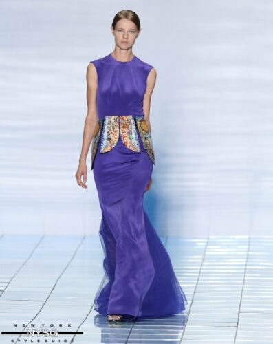 LIE SANGBONG Spring-Summer 2015 Collection Show 5