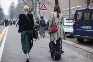 MFW Street Style - 2-2017 Day 2 41