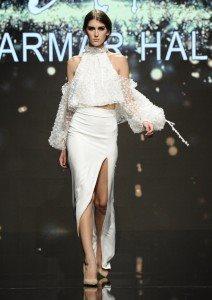 Marmar Halim Runway Show Art Hearts Fashion - Los Angeles Fashion Week 35
