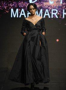Marmar Halim Runway Show Art Hearts Fashion - Los Angeles Fashion Week 27