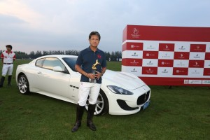 Maserati Polo Tour 2016 concludes at The China Open 11