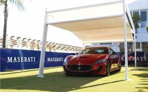Maserati & La Martina at the 45' Polo Sotogrande 11