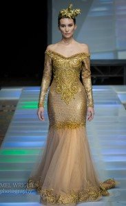 Couture Fashion Week New York - Meggie Hadiyanto Collection 7