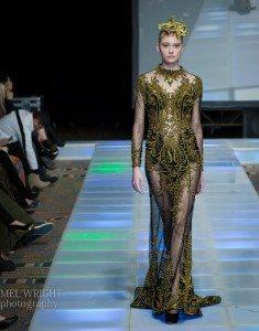 Couture Fashion Week New York - Meggie Hadiyanto Collection 3