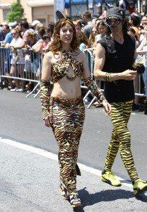 The 34th Annual Mermaid Parade with Queen Mermaid Hailey Clauson 7