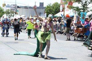The 34th Annual Mermaid Parade with Queen Mermaid Hailey Clauson 15