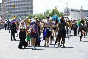 The 34th Annual Mermaid Parade with Queen Mermaid Hailey Clauson 39