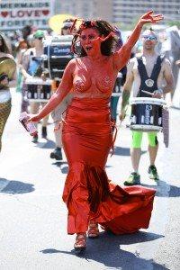 Mermaid Parade 34th Annual 49