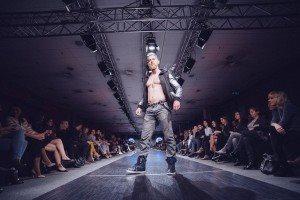 Mister Triple X Serves Sexy to Serbia Fashion Week 13