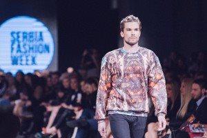 Mister Triple X Serves Sexy to Serbia Fashion Week 5