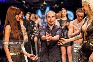 Mister Triple X Serves Sexy to Serbia Fashion Week 49