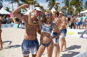 Model Volleyball Miami Beach 2017 11