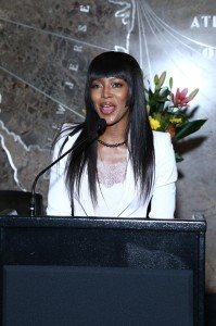 NAOMI CAMPBELL-RED NOSE DAY 41