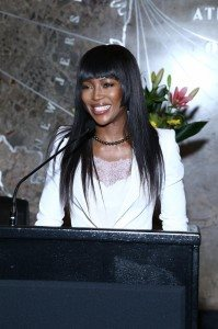 NAOMI CAMPBELL-RED NOSE DAY 39