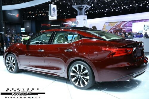2015 New York International Auto Show 41