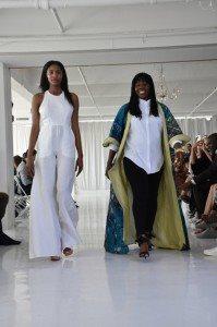 Designer Onyii Interview - Fashion Week 2017 1