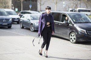Paris Street Style at Day 1 of Fashion Week 35