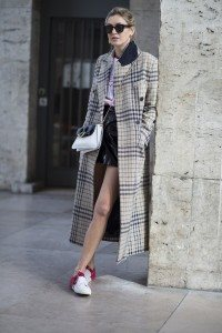 Paris Street Style at Day 1 of Fashion Week 19